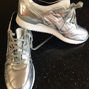 ASICS GEL LYTE iii 3 Men 13 silver Running shoes